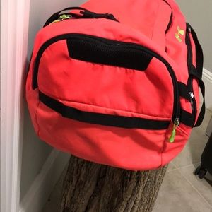 c76df608bcb2 Under Armour Bags - Orange Under Armor gym travel bag